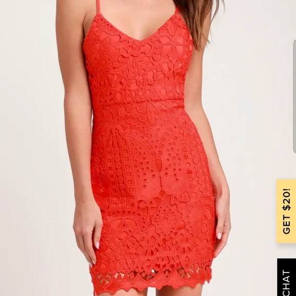 Lulu's Dresses & Skirts - Lulus perfect love dress